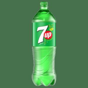 Напиток газированный 7up 1 л.