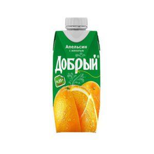 Нектар Добрый Апельсин