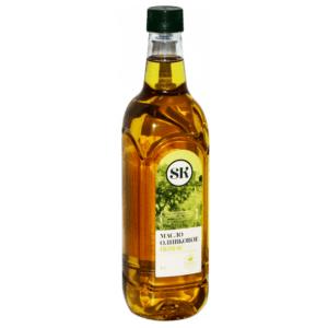 Масло оливковое Помас СК 1л